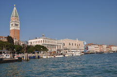Venice, Canale Grande Royalty Free Stock Image