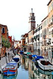 Venice canals Royalty Free Stock Photo