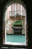 Venice Canals. Italy. Venice Canals summer trip Royalty Free Stock Photography