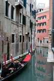 Venice Canals. Italy. Venice Canals summer trip Stock Photography