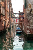 Venice canals. Photograph of Venice canals , Italy Stock Photo