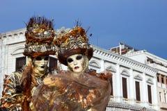 Venice Carnaval mask Stock Photo
