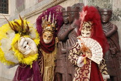 Venice Carnival 10 Royalty Free Stock Photo