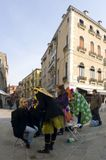 Venice carnival. 2009, february.Great event Stock Photo