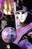 Venice carnival Royalty Free Stock Photos