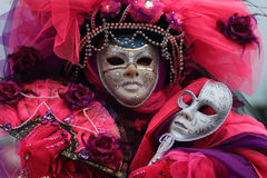 Venice Carnival 2008 Royalty Free Stock Image