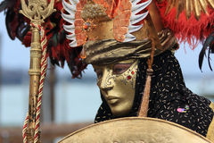 Venice Carnival 2008 Royalty Free Stock Photography