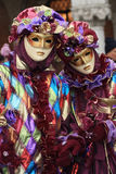 Venice Carnival 2008 Royalty Free Stock Images