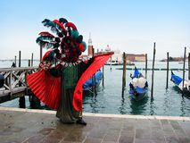 Venice carnival 2010 Stock Images