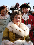 Venice carnival 2010 Royalty Free Stock Images