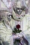 Venice Carnival 2011 Stock Image