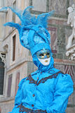 Venice carnival 2011 - mask Royalty Free Stock Images