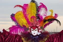 Venice Carnival 2013 Royalty Free Stock Photo