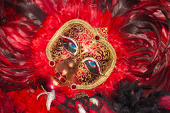 Venice Carnival 2013 Stock Photos