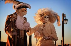 Free Venice Carnival 2016 Stock Photography - 108936642