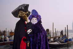 The Venice Carnival Royalty Free Stock Image