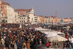 Venice carnival Stock Photos