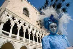 The Venice Carnival Royalty Free Stock Photography