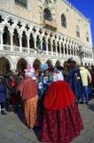 Venice Carnival celebration Royalty Free Stock Photos