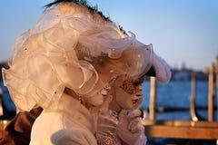 Venice Carnival 2016 stock photography