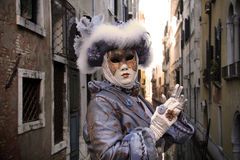 Venice Carnival 2016 royalty free stock photography
