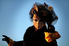 Venice Carnival 2016 Stock Images