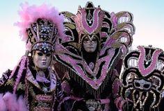 Venice Carnival 2016 Royalty Free Stock Image