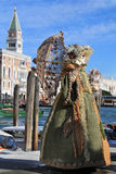 Venice Carnival 2016 Stock Photos
