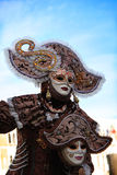 Venice Carnival 2016 Royalty Free Stock Photo