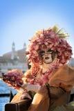Venice Carnival 2016 Stock Image