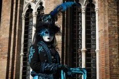 Venice Carnival 2016 Stock Photo