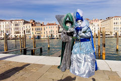 Venice Carnival 2013 Royalty Free Stock Photos