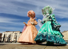 Venice Carnival Royalty Free Stock Image