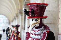 Venice Carnival 2015 Royalty Free Stock Image