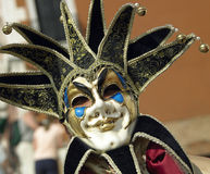 Venice Carnival - Italy Royalty Free Stock Photos