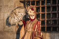 Venice Carnival Italy Royalty Free Stock Photography