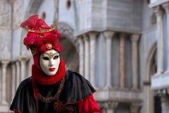Venice Carnival stock photo