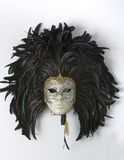 Venice carnival mask Stock Photo