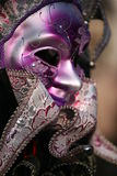 Venice carnival mask Stock Photos