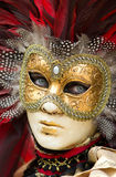 Venice carnival mask Stock Photography