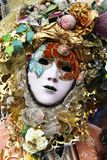Venice Carnival Mask. Colorful mask stock images