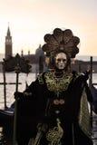 Venice Carnival Mask Royalty Free Stock Photo