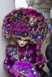 Venice carnival mask Royalty Free Stock Photos