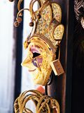 Venice carnival mask Stock Photo