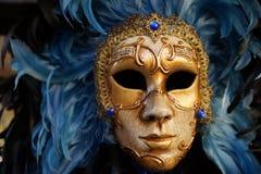 Venice carnival mask shop Stock Images