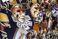 Venice carnival mask Royalty Free Stock Photo