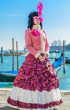 Venice Carnival Stock Images