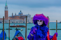 Venice Carnival Stock Photography