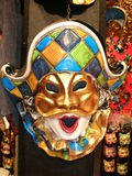 Venice Carnival masks Royalty Free Stock Images