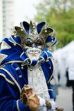 Venice carnival masks Royalty Free Stock Photo
